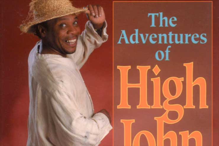 High John the legendary Slave Trickster#2