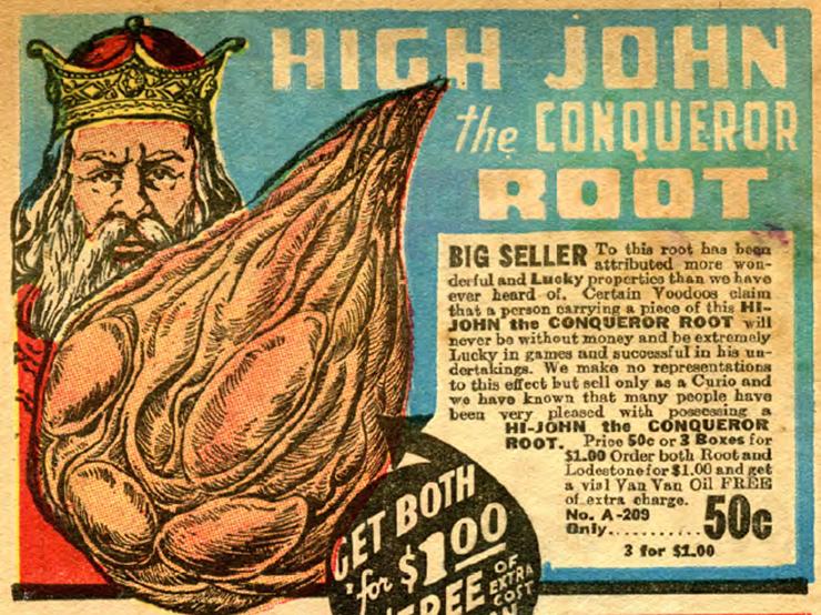 High John as a Medieval King