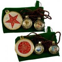 Pentagrammaton Talisman