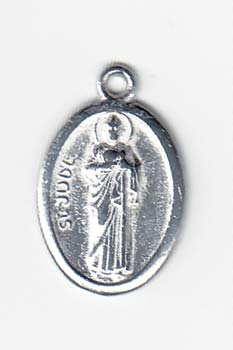 Saint Jude- Pray For Us Amulet
