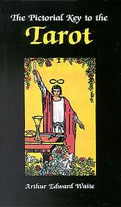 Pictorial Key To The Tarot By A.e. Waite