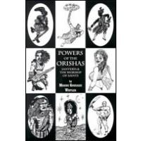 Powers Of The Orishas By Migene Gonzalez-wippler