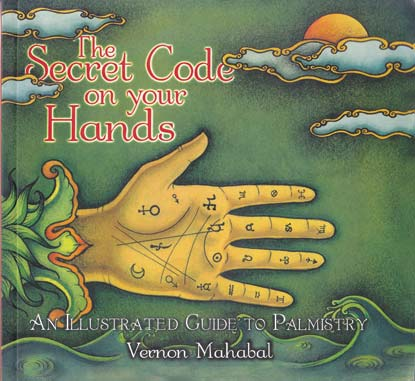 Secret Code On Your Hands By Vernon Mahabal