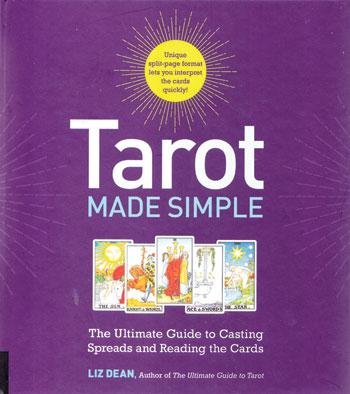 Tarot Made Simple (hc) By Liz Dean