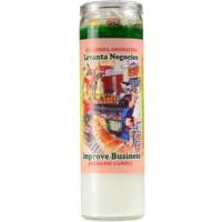 Improve Business (levanta Negocios) Aromatic Jar Candle