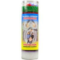 Protection Aromatic Jar Candle