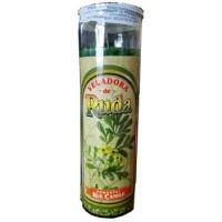 Rue Green Aromatic Jar Candle