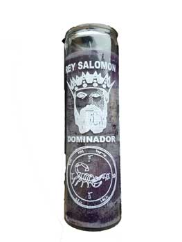 King Solomon 7-day Jar Candle