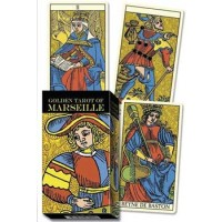 Golden Tarot Of Marseille (1751)
