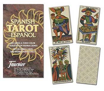 Spanish Tarot By Lo Scarabeo