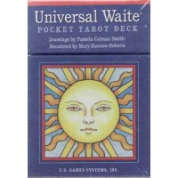 Universal Waite Pocket Tarot Deck By Smith & Hanson-roberts