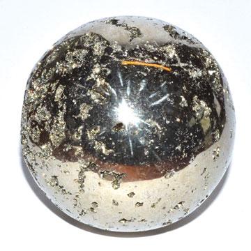 50mm Pyrite Sphere