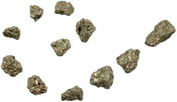 1 Lb Pyrite Untumbled Stones