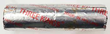 Three Kings 33mm Charcoal (10 Tablets)