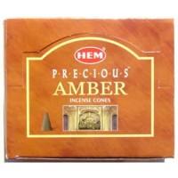 Amber Hem Cone 10 Cones