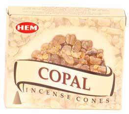 Copal Hem Cone 10 Cones