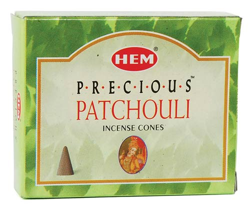 Patchouli Hem Cone 10 Cones