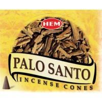 Palo Santo Hem Cone 10 Cones