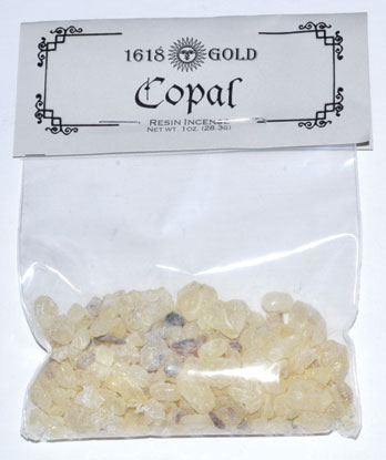 Copal Resin Incense 1 Oz