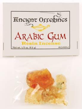 Arabic Gum 1-3oz