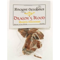 Dragon's Blood Granular Incense 1-3 Oz