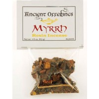 Myrrh Granular Incense 1-3 Oz