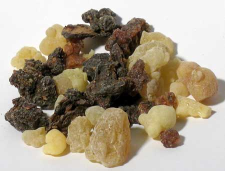 Frankincense & Myrrh Incense 1.5 Oz