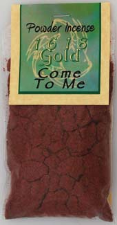1oz Come To Me Powder Incense
