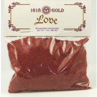 1oz Love Powder Incense