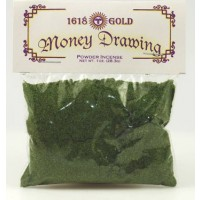 1oz Money Drawing Powder Incense