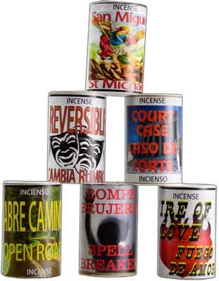 Success Powder Incense 1 3-4 Oz