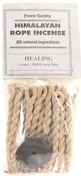 Healingtibetan Himalayan Rope Incense 20 Ropes