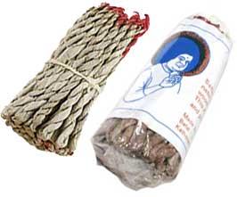 Nag Champa Tibetan Rope Incense 45 Ropes