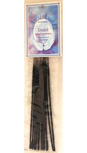 Raziel Archangel Stick Incense 12 Pack