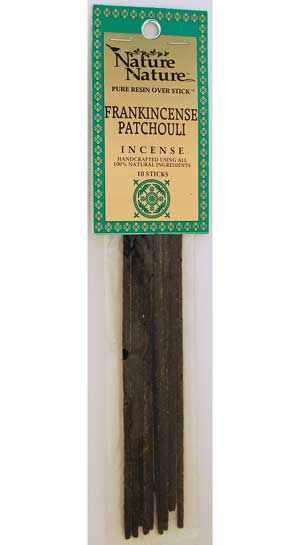 Frankincense-patchouli Nature Nature Stick 10 Pack