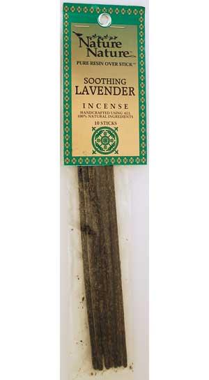 Lavender Nature Nature Stick 10 Pack