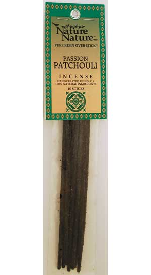 Patchouli Nature Nature Stick 10 Pack