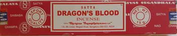 Dragon's Blood Satya Incense Stick 15 Gm