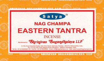 Eastern Tantra Satya Incense Stick 15 Gm