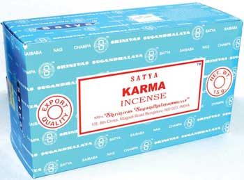 Karma Satya Incense Stick 15 Gm
