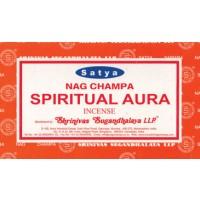 Spiritual Aura Satya Incense Stick 15 Gm