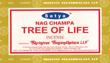 Tree Of Life Satya Incense Stick 15 Gm