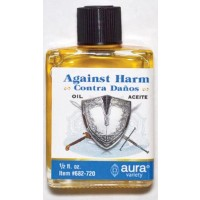 Against Harm Oil 4 Dram