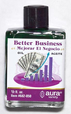 Better Business Money Drawing Oil 4 Dram