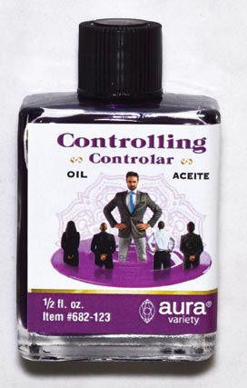 Controlling Oil 4 Dram
