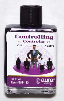 Controlling Oil 4 Dram