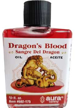 Dragon's Blood Oil 4 Dram