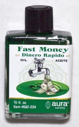 Fast Money Oil 4 Dram