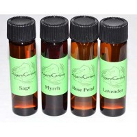 Frankincense & Myrrh Essential Oil 2 Dram