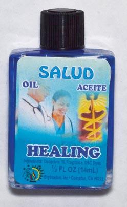 Healing Oil 4 Dram